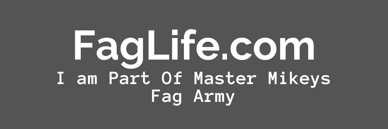Twitter FagLife.com Banner